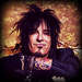 ★ Nikki Sixx ☆ - heavy-metal icon