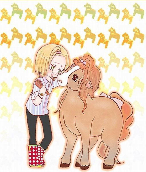 ♥Poland & his Pony♥