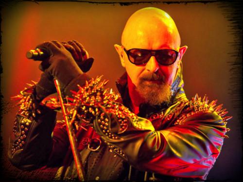 Heavy Metal Hintergrund containing a konzert entitled ☆ Rob Halford ☆