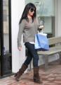  Shannen - Leaving hair salon in LA, January 24, 2012 - shannen-doherty photo