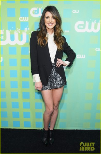 Shenae Grimes @ The CW's Upfront presentation - shenae-grimes Photo