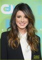 Shenae Grimes, and Jessica Stroup attend The CW's Upfront presentation - 90210 photo