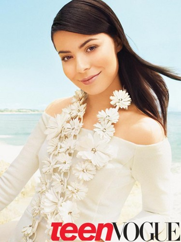 'Teen Vogue' June Cover 2012