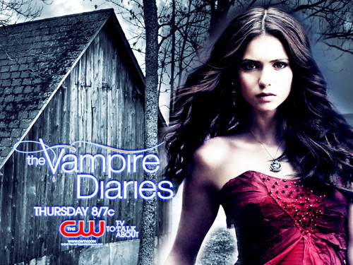 The Exclusive TVD Wallpapers by DaVe - the-vampire-diaries Wallpaper