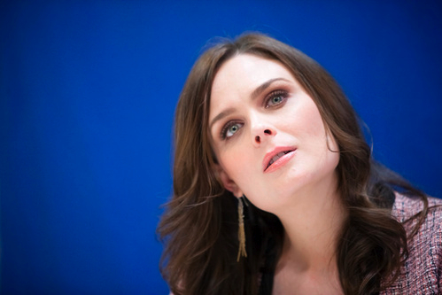 Emily Deschanel images 'The Perfect Family' Press Conference [May 8, 2012] wallpaper and background photos