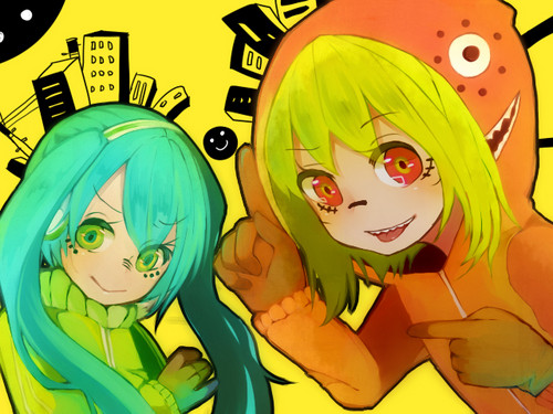[.:Vocaloid:.] Matryoshka~