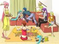 ......oww - vocaloid-rp photo