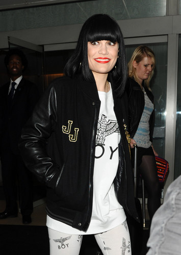 100 Club In London [10 May 2012] - jessie-j Photo