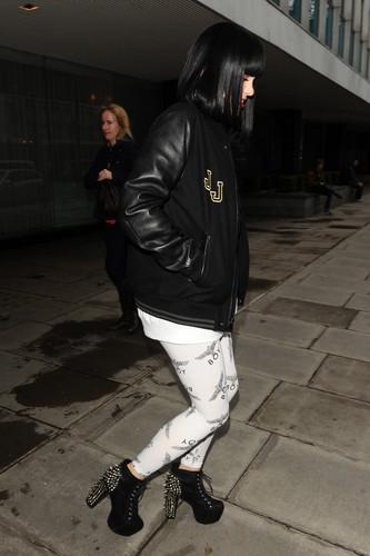 100 Club In लंडन [10 May 2012]