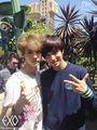 120519 EXO at Disneyland