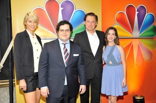 1600 Penn - NBC Upfront 2012 event