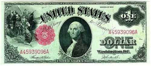 1917 US DOLLAR