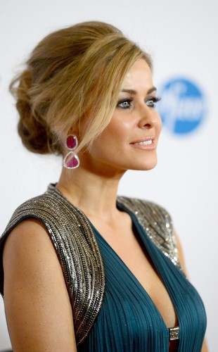 Carmen Electra wallpaper containing a portrait entitled 19th Annual Race To Erase [18 May 2012]