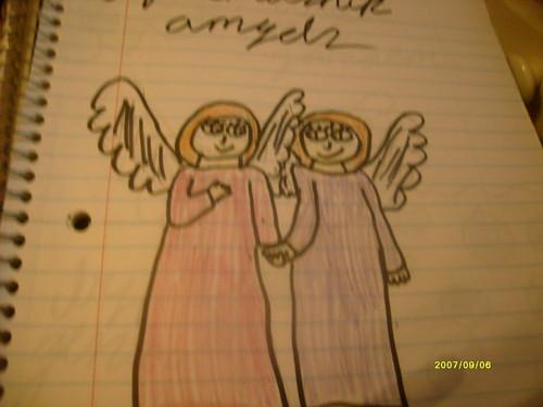 2 angels