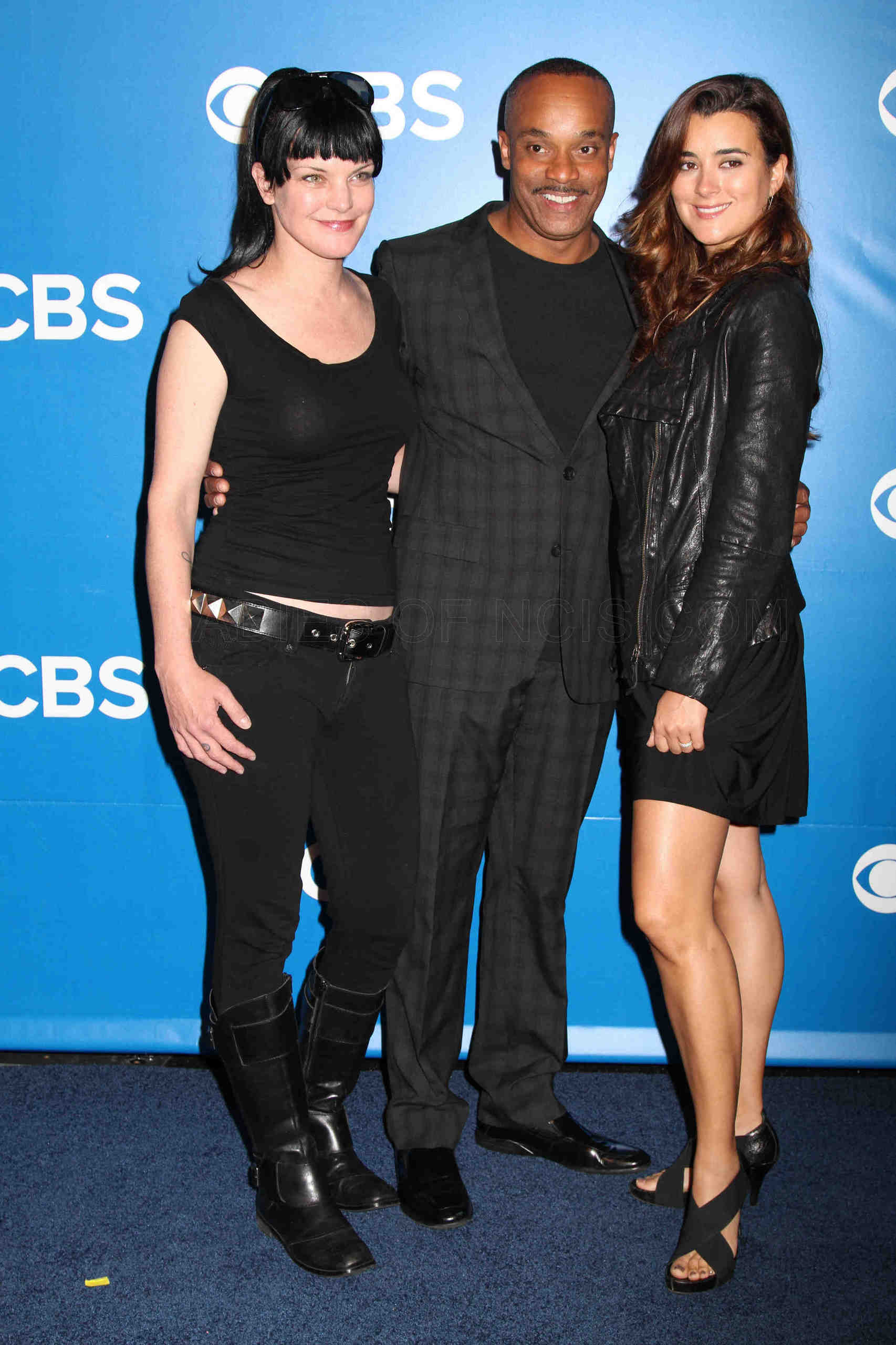 2012 CBS Upfront in New York - 05/16/12