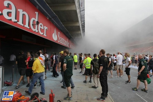 2012 Spanish GP