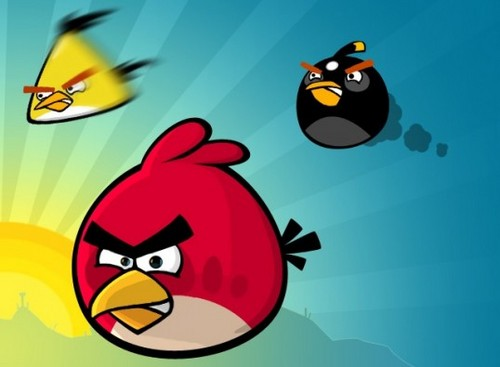 3 angry birds
