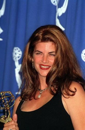 Kirstie Alley wallpaper probably with a portrait called 46th Annual Primetime Emmy Awards 1994