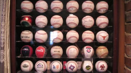 A Baseball Collection