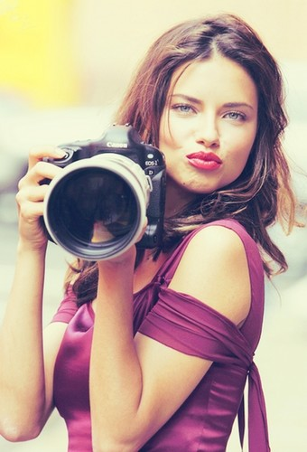 Photography Fan wallpaper titled Adriana Lima