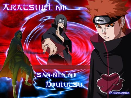Akatsuki's Rise Towards Power