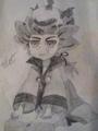 Alder in chibi(my drawing)