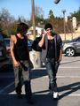Alex and Carlos