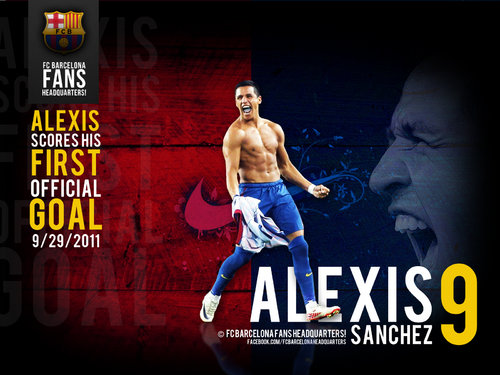 Alexis Wallpaper Alexis Sanchez Photo 30843670 Fanpop