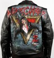 Alice Cooper leather jacket - alice-cooper photo