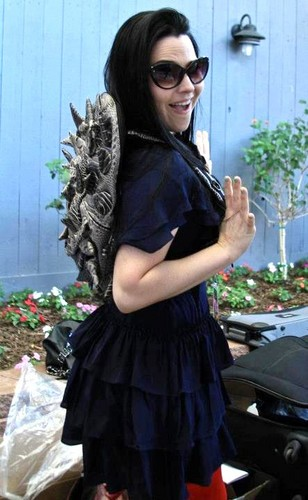 Amy lovely Lee - evanescence Photo