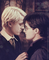An Almost Kiss - harry-and-draco fan art