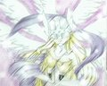 Angewomon - digimon fan art