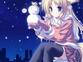 Anime girl - sakura_shaoran wallpaper