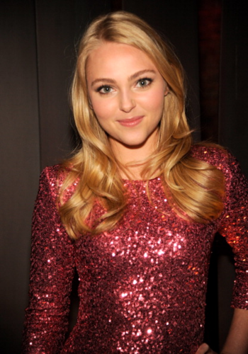 AnnaSophia - The CW's Network's 2012 Upfront - After Party - May 17th, 2012