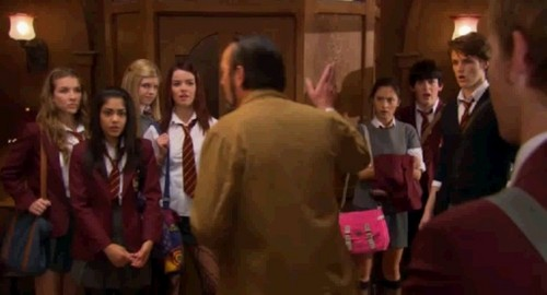 Anubis students - the-house-of-anubis Photo