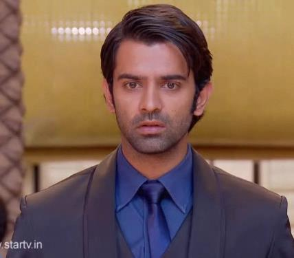 Iss Pyar Ko Kya Naam Doon wallpaper containing a business suit, a suit, and a three piece suit entitled Arnav