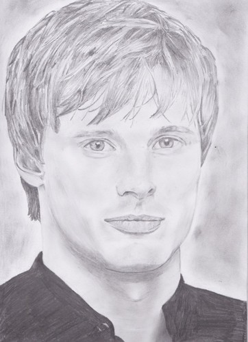 Arthur Pendragon Art: The Eyes Have It