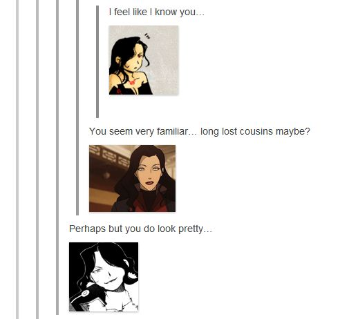 Asami and Lust