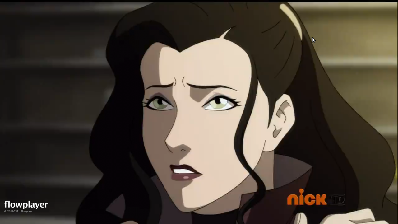 Legend of Korra Asami