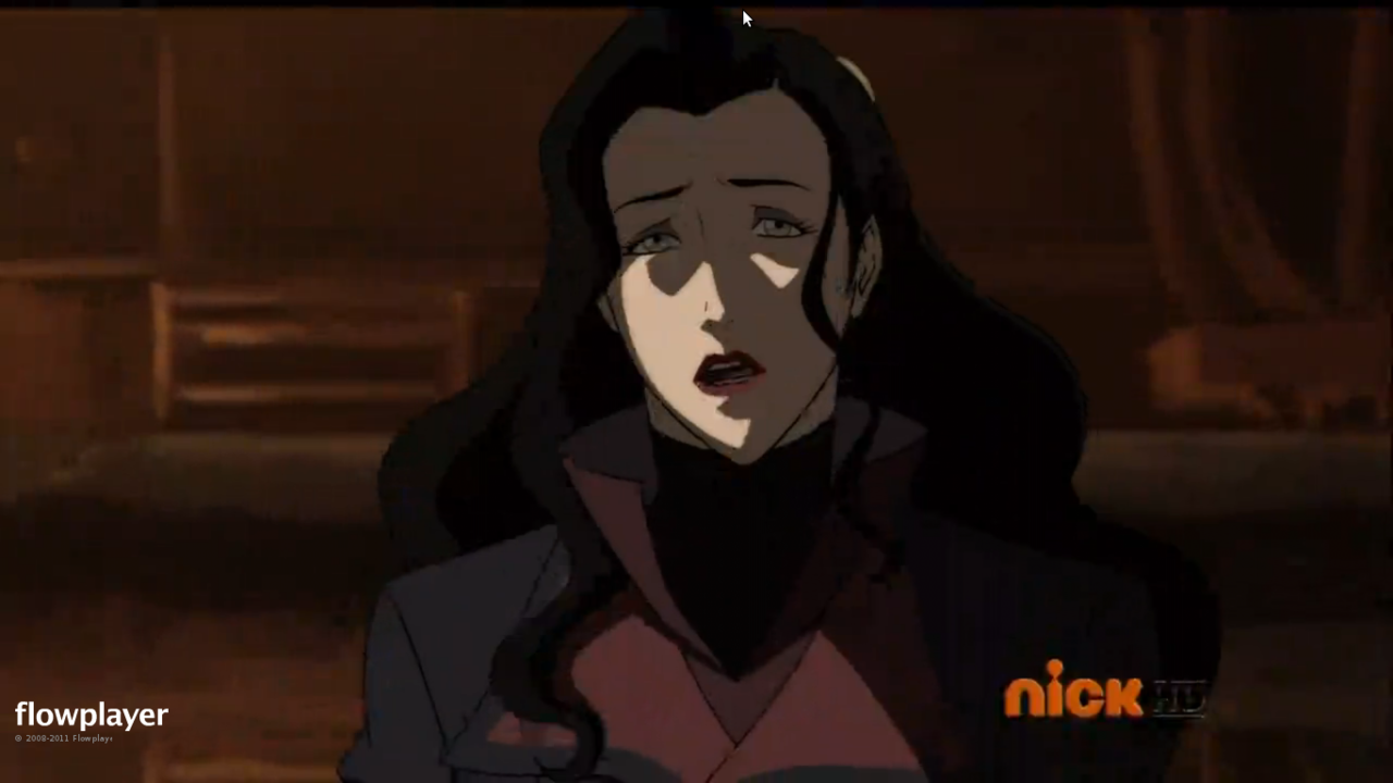 Avatar Legend of Korra Asami