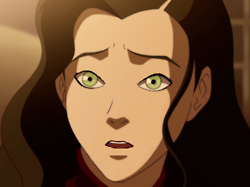Avatar: The Legend of Korra wallpaper titled Asami without make-up