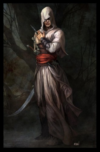 Assassin's Creed wallpaper possibly with a dinner dress, a kirtle, and a polonaise called Assassin's Creed Concept Art