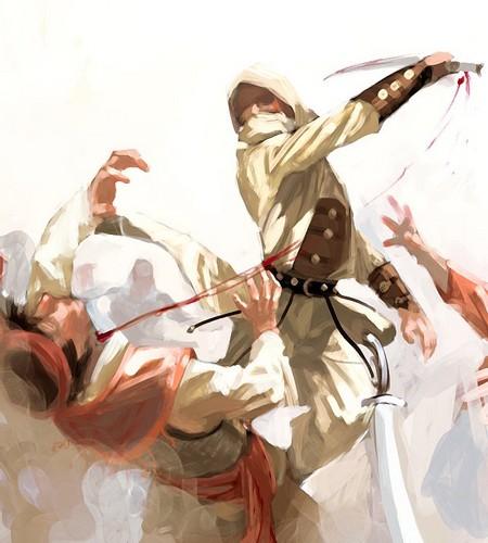 Assassin's Creed Concept Art