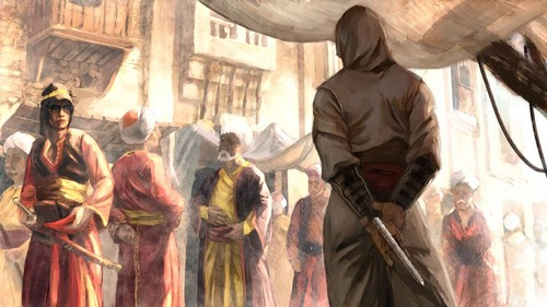Assassin's Creed wallpaper titled Assassin's Creed Concept Art