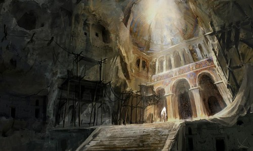 Assassin's Creed Revelations Concept Art