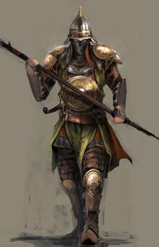 Assassin's Creed wallpaper with a breastplate, an armor plate, and a fauld called Assassin's Creed Revelations Concept Art