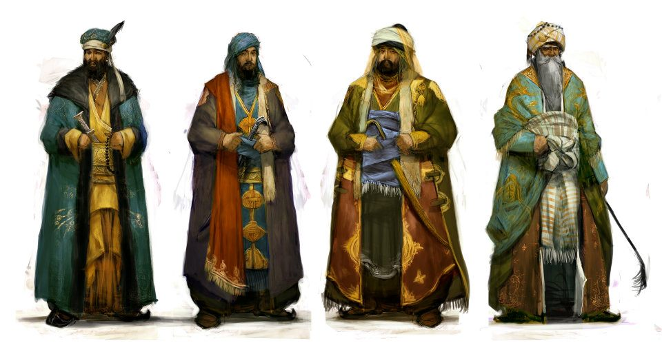 Assassin S Creed Revelations Concept Art Assassin S Creed Fan Art 30814096 Fanpop