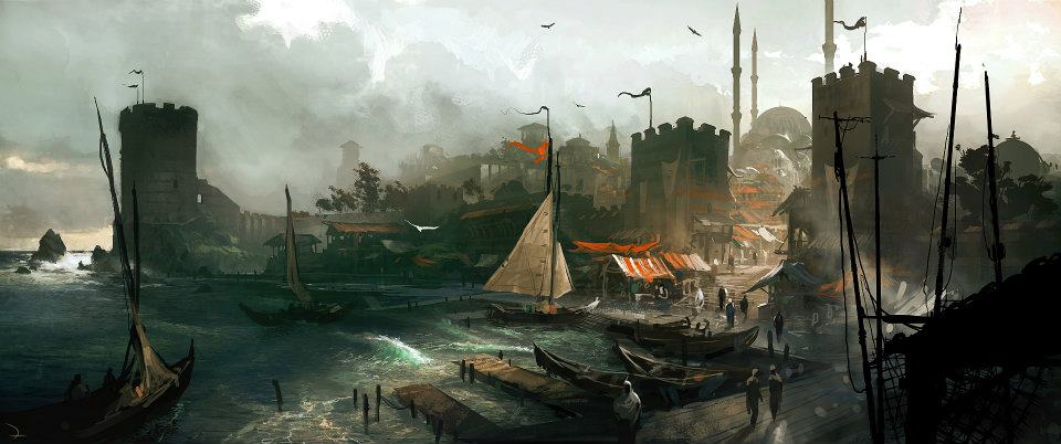 Assassin S Creed Revelations Concept Art Assassin S Creed Fan Art 30814285 Fanpop