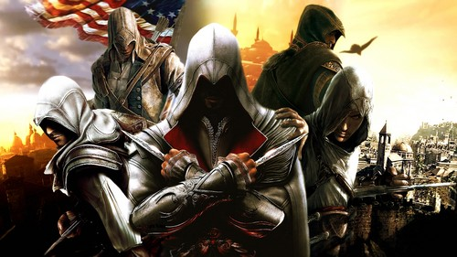 Assassins Creed - assassins-creed Wallpaper