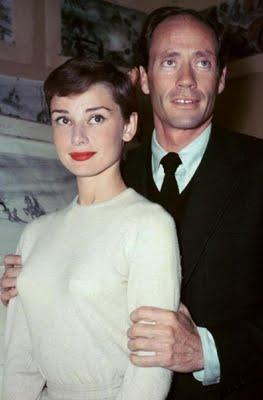 Audrey & Mel